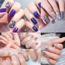 Load image into Gallery viewer, Butterfly Nail Art Sequins Set(NAIL-NN0001-K012)