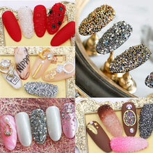 Load image into Gallery viewer, Nail Art Mini Glitter(NAIL-NN0001-D014)