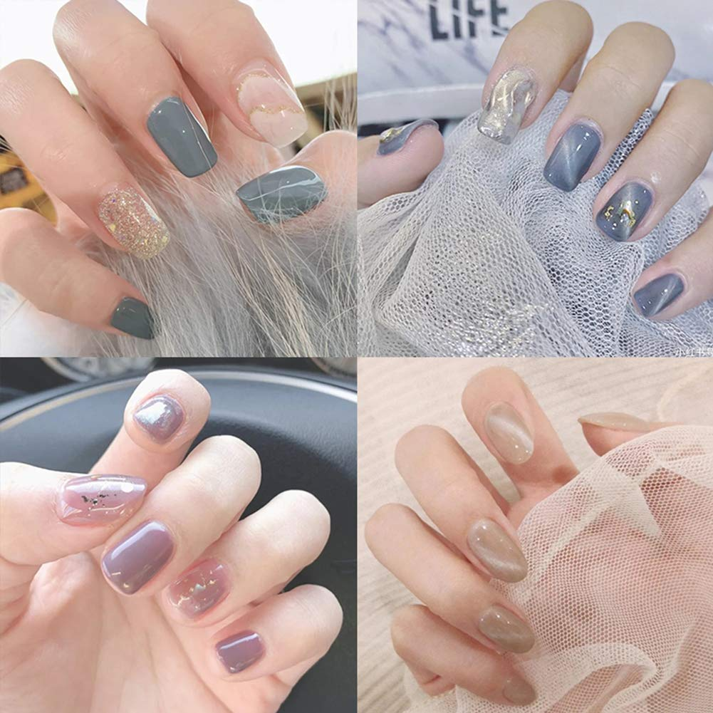 Natural False Nails(NAIL-NN0001-D019)
