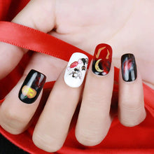 Load image into Gallery viewer, Halloween Pattern Nail Art Foil Transfer Stickers(NAIL-NN0001-D030-3)