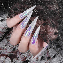 Load image into Gallery viewer, 3D Flame Reflections Nail Stickers(NAIL-NN0001-D029-1)