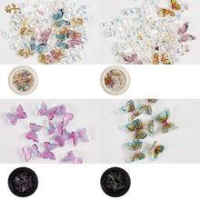 Load image into Gallery viewer, 3D Butterfly Nail Charm(NAIL-NN0001-D025)
