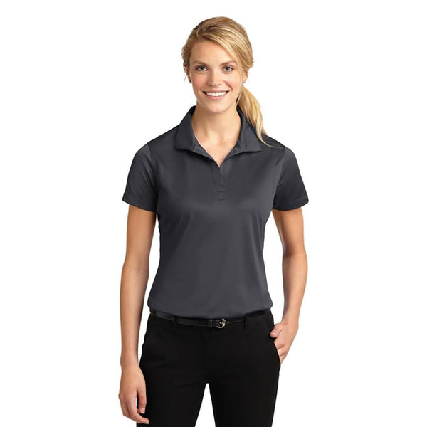 Ladies' Micropique Performance Polo