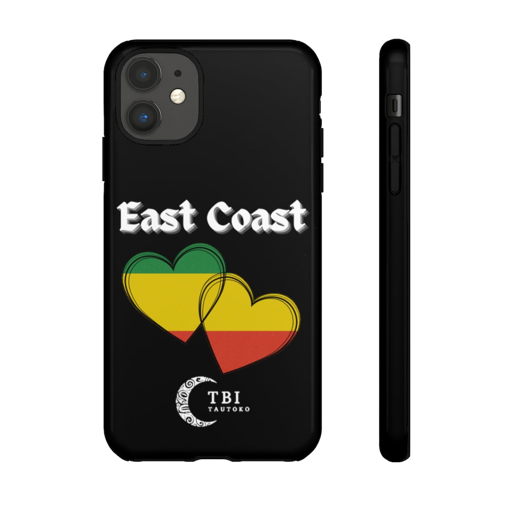 East Coast love phone case