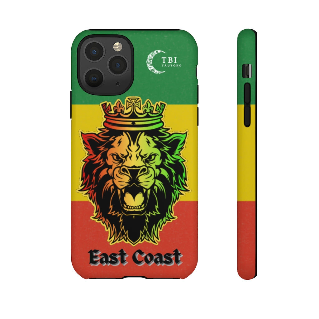 East Coast Rasta Phone case