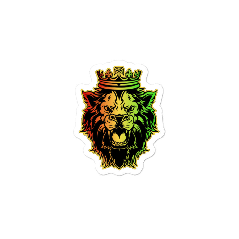 Jah Rasta stickers