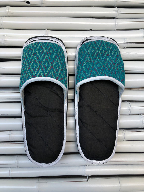 Quilted Thai House Shoes