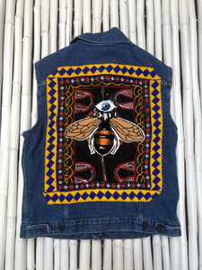CYCLOPS BEE DENIM VEST