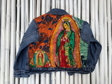 OUR LADY OF GUADALUPE CHILDREN'S DENIM JACKET
