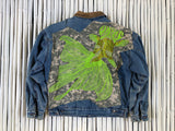 CAMO COYFISH DENIM JACKET
