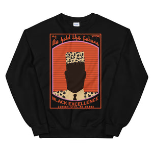 BLACK EXCELLENCE MON SWEATSHIRT
