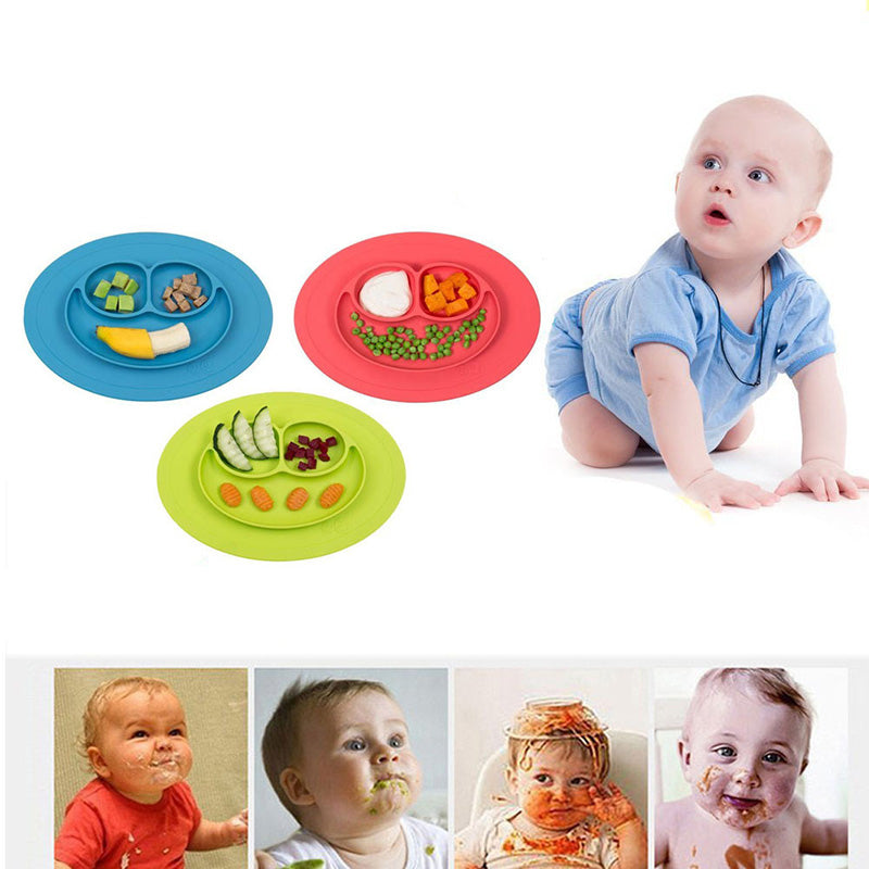 silicone baby placemat
