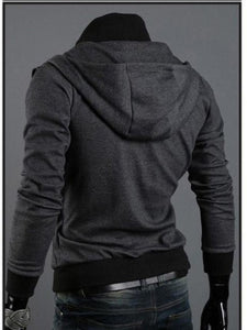 Assassins Creed Style Hoodie Double Layer - Hoodies - eDealRetail - 8