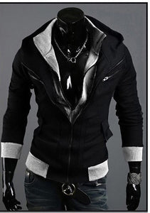 Assassins Creed Style Hoodie Double Layer - Hoodies - eDealRetail - 4