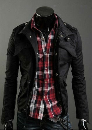 Military Style Winter Jackets - Jacket - eDealRetail - 4