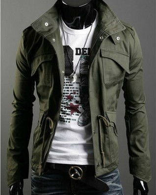 Military Style Winter Jackets - Jacket - eDealRetail - 6