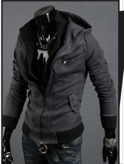 Assassins Creed Style Hoodie Double Layer - Hoodies - eDealRetail - 6