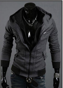 Assassins Creed Style Hoodie Double Layer - Hoodies - eDealRetail - 7
