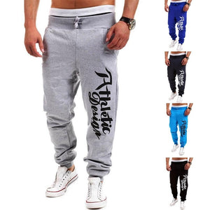 Athletic Design Print Sweatpants - Stylish Pants - eDealRetail - 2