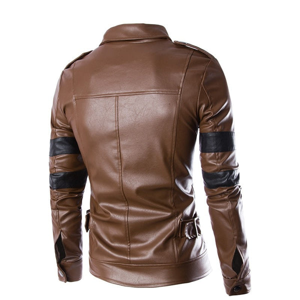 Resident Evil Biohazard Leather Jackets - Jacket - eDealRetail - 3