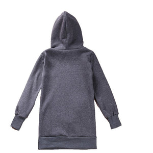 Funnel Neck Pullover Hoodies For Women - Hoodies - eDealRetail - 11