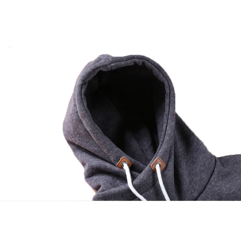 Funnel Neck Pullover Hoodies For Women - Hoodies - eDealRetail - 13
