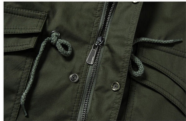 Military Style Winter Jackets - Jacket - eDealRetail - 13