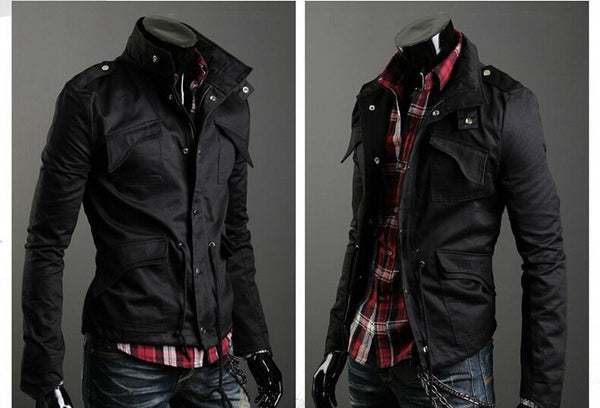 Military Style Winter Jackets - Jacket - eDealRetail - 7