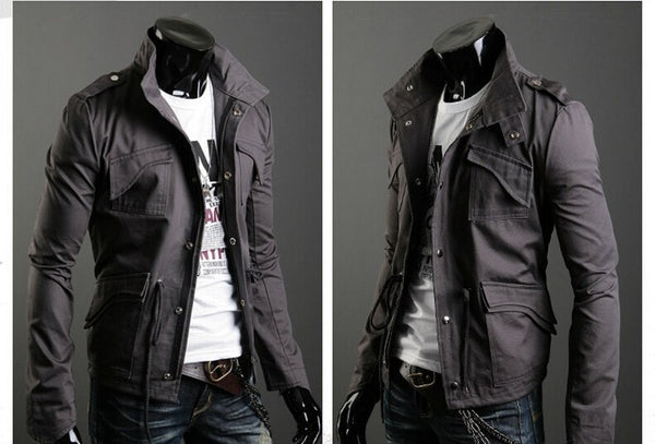 Military Style Winter Jackets - Jacket - eDealRetail - 8
