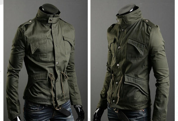 Military Style Winter Jackets - Jacket - eDealRetail - 9