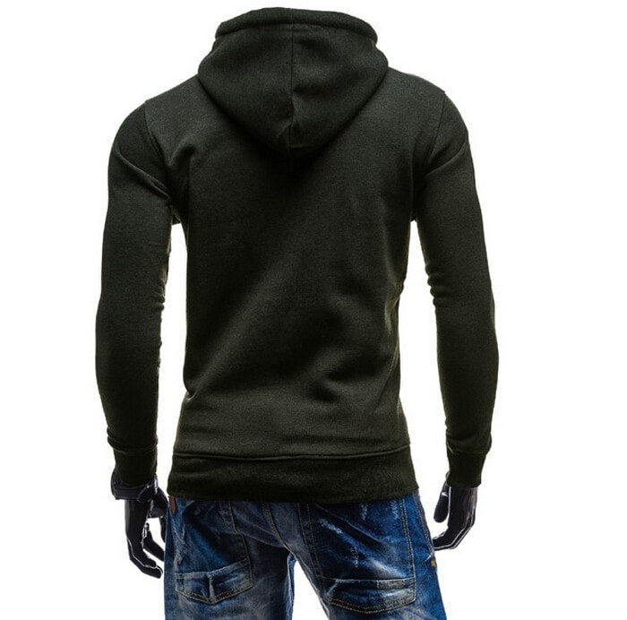 2016 Stylish Collar Button Hoodie - Hoodies - eDealRetail - 11