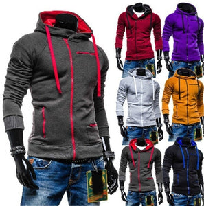 2016 Men's Colorful Pullover Hoodies - Hoodies - eDealRetail - 1