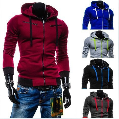 2016 Winter Men's Fashionable Hoodie - Hoodies - eDealRetail - 1