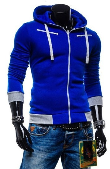 2016 Winter Men's Fashionable Hoodie - Hoodies - eDealRetail - 4