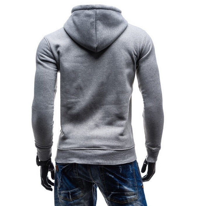 2016 Stylish Collar Button Hoodie - Hoodies - eDealRetail - 9