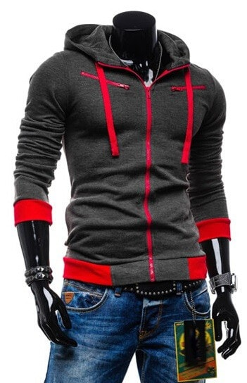 2016 Winter Men's Fashionable Hoodie - Hoodies - eDealRetail - 5