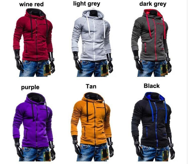 2016 Men's Colorful Pullover Hoodies - Hoodies - eDealRetail - 14