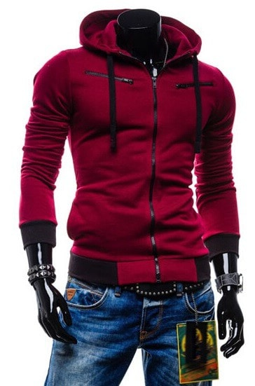 2016 Winter Men's Fashionable Hoodie - Hoodies - eDealRetail - 2