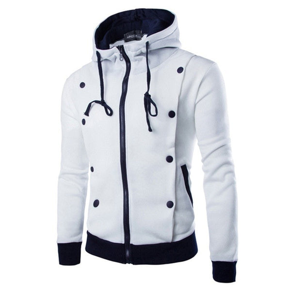 Korean Style Hooded Jacket - Hoodies - eDealRetail - 2