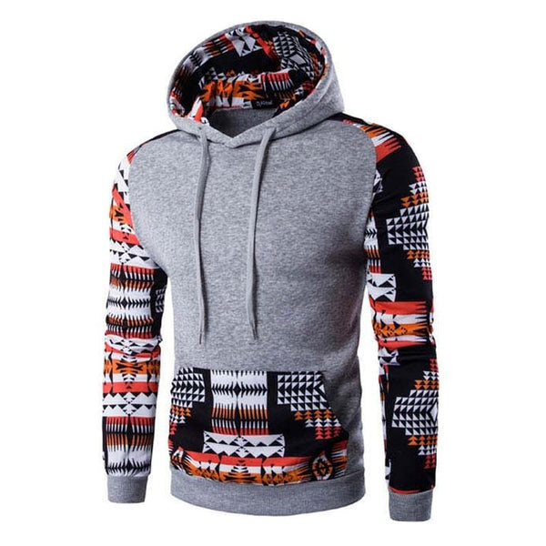 Men's Aztec Pattern Hoodies - Hoodies - eDealRetail - 2