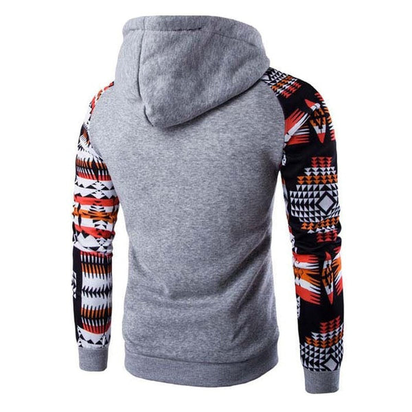 Men's Aztec Pattern Hoodies - Hoodies - eDealRetail - 11