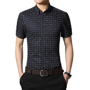 Men's Short Sleeve Casual Shirts - Casual Shirts - eDealRetail - 1