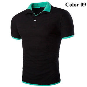 Short Sleeve Summer Polo Shirts - HOT - T-Shirts - eDealRetail - 10
