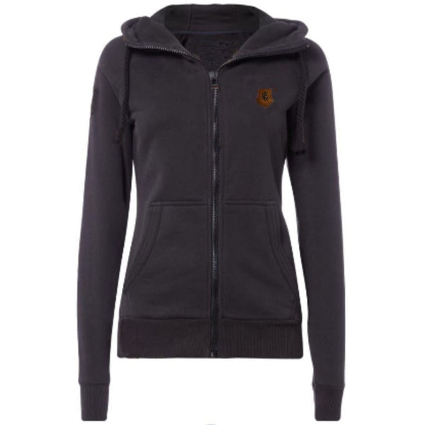 Women's Drawstring Zipper Hoodies - Hoodies - eDealRetail - 6