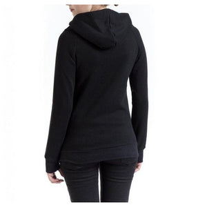 Women's High Collar Button Sweatshirts - Hoodies - eDealRetail - 9