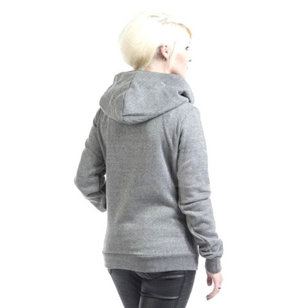 Women's High Collar Stylish Sweatshirt - Hoodies - eDealRetail - 8
