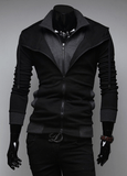 Assassin Double Layer Zip Hoodie - Hoodies - eDealRetail - 7