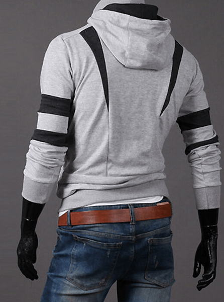 Assassin Double Zipper Hoodie - Hoodies - eDealRetail - 8