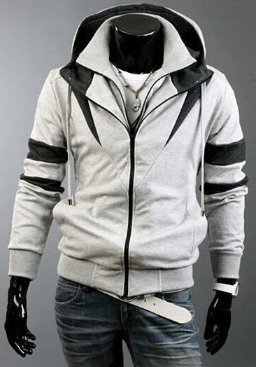 Assassin Double Zipper Hoodie - Hoodies - eDealRetail - 6