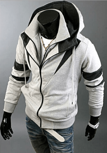 Assassin Double Zipper Hoodie - Hoodies - eDealRetail - 7
